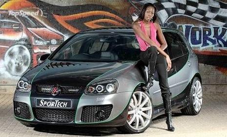Volkswagen Golf GTI Sportech
