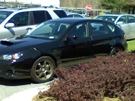 Subaru Impreza WRX, algo más que eso