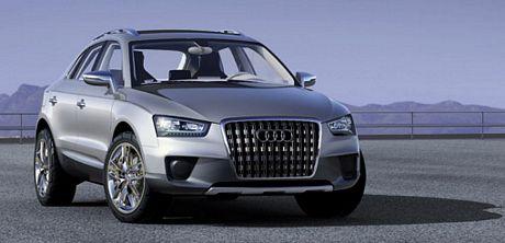 Audi Cross Coupé Concept