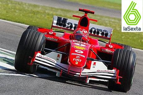 LaSexta Fórmula 1
