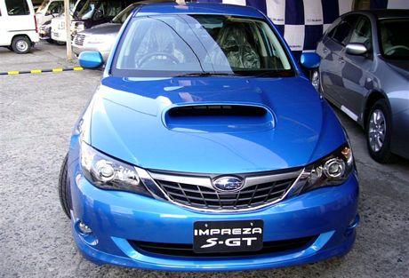 Subaru Impreza S-GT y 15S, fotografiados ante decepción