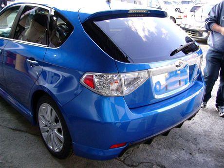 Subaru Impreza S-GT