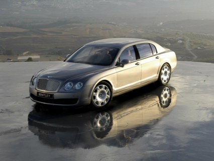 Bentley Continental Flying Spur Sedan