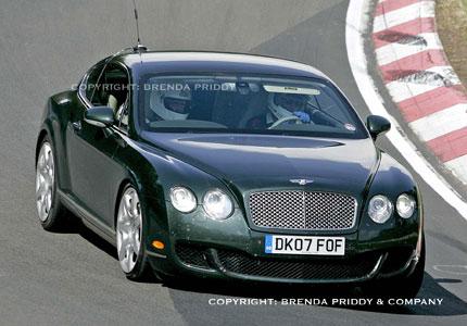 Bentley Continental GT, refrescado