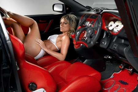 Civic Type R por Simoni Racing