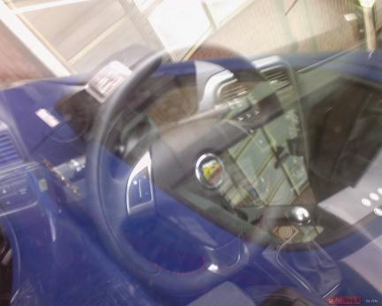 Fiat Grande Punto Abarth, primeras fotos espías