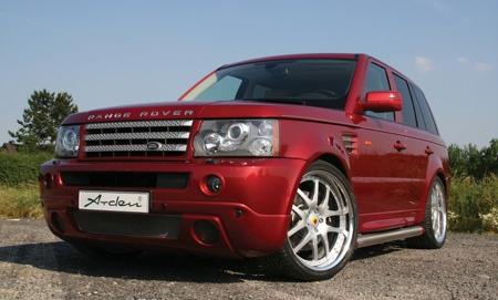 Range Rover Sport TDV8 por Arden