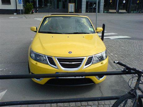 Saab 9-3 descapotable