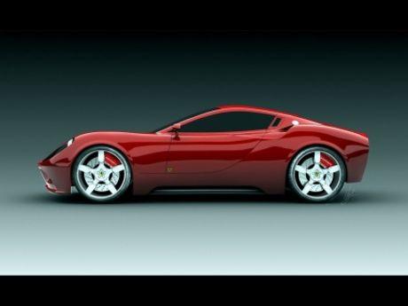 Ferrari Dino por Ugur Sahin