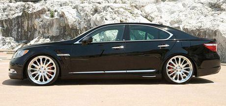 Lexus LS 460 por Wald Internationa