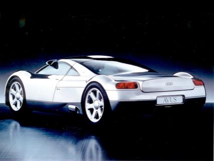Audi Avus Quattro