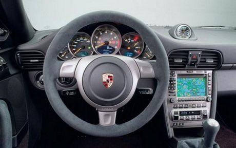 Porsche 911 GT2, fotos oficiales