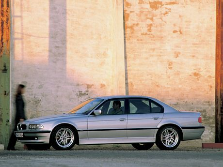 Historia del BMW Serie 7 y su 30 aniversario