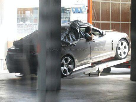 Jaguar XF, al descubierto