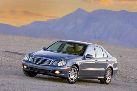 Mercedes E300 Bluetec, a la venta en Europa muy pronto