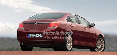 Previo del nuevo Opel Vectra