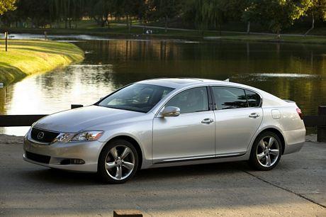 Nuevos Lexus GS 460 y 450h