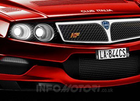 Lancia Delta Integrale EVO