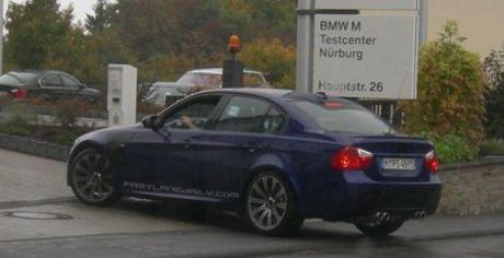 Como hermanos: BMW M3 berlina y M3 cabrio, avistados