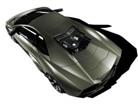 Lamborghini Reventón, el Jet-car italiano ya está aquí