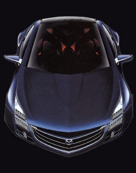 Mazda Coupé Concept