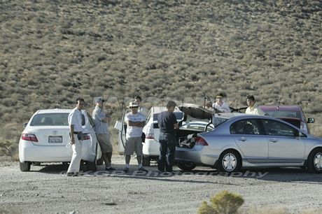 Fotos espías del cambio de look del Toyota Prius