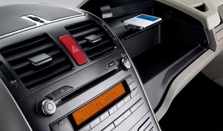 Toyota kit iPod