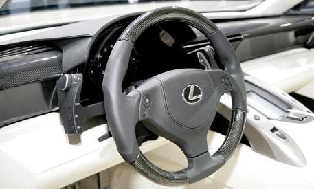 Prototipo final del Lexus LF-A