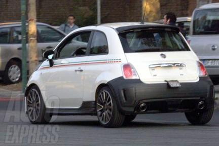 Fiat 500 Abarth SS
