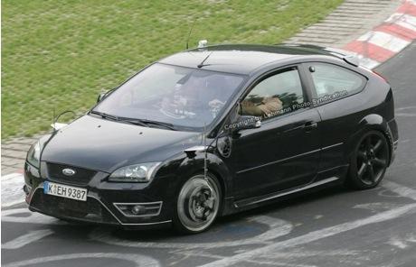 Ford Focus RS en Nürburgring