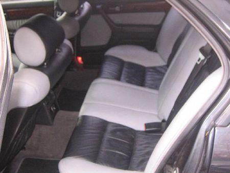 BMW 740i réplica