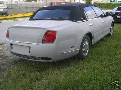 Réplica de Bentley Continental