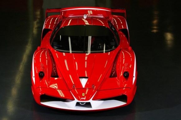 Ferrari FXX Evoluzione, presentado