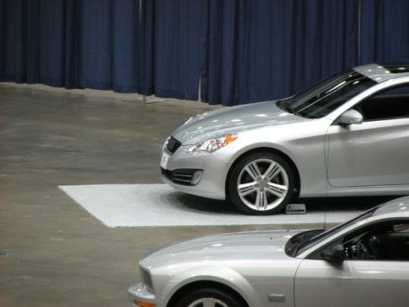Nuevo Hyundai Sports Coupé descubierto totalmente, ¡vaya bomba!