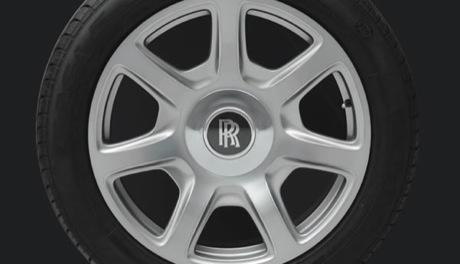Rolls Royce Phantom Tungsten, presentado