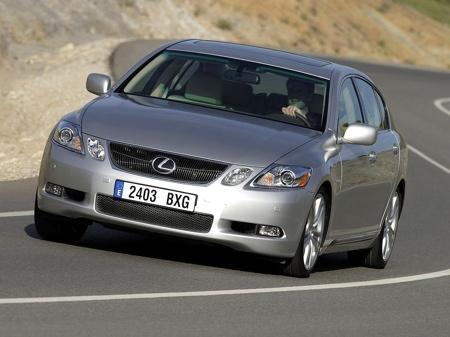 Lexus GS460 President