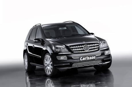 Mercedes Clase M 320CDI por Carlsson