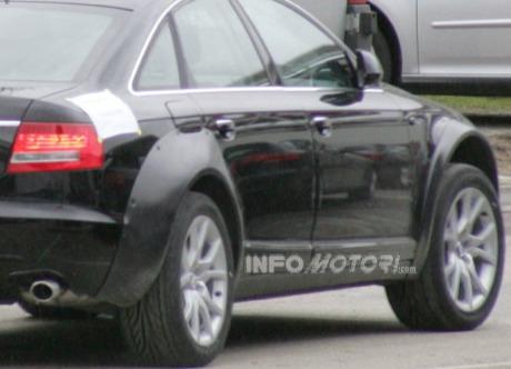 Audi A5 Allroad
