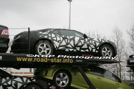 Fotos espía del Chevrolet Camaro, con el interior incluido