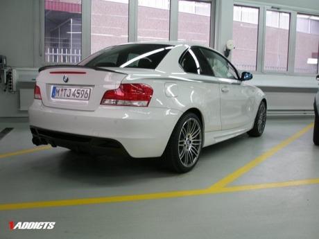 BMW Serie 1 Performance Parts, al detalle