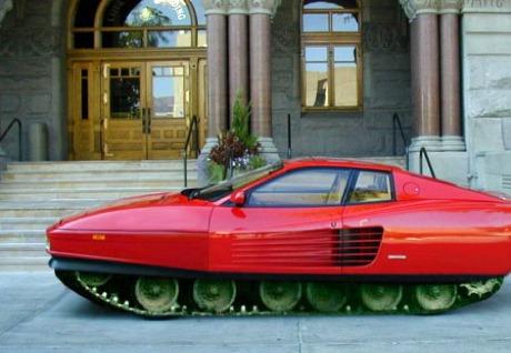 Ferrari Tank
