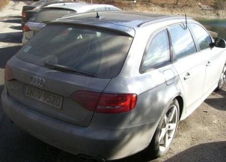 Nuevo Audi S4 Avant, al descubierto