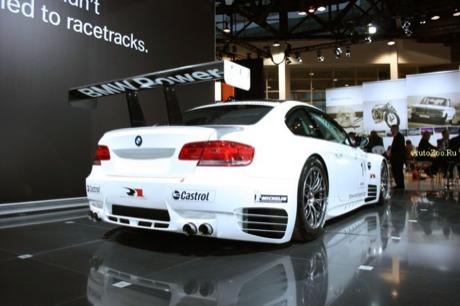 BMW M3 ALMS, fotos en directo y especificaciones
