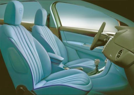Interior Lancia Delta