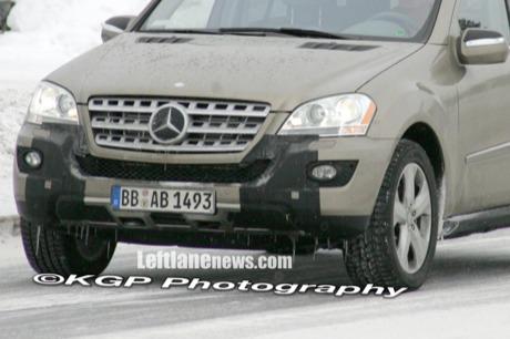 Mercedes ML320 híbrido