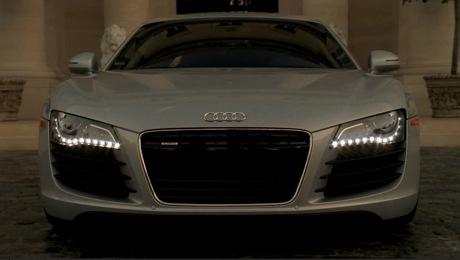Audi R8 SuperBowl