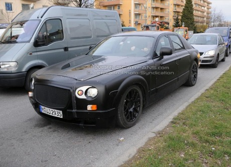 Baby Rolls Royce