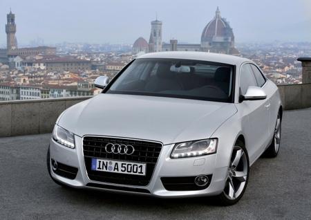 Audi A5 Multitronic