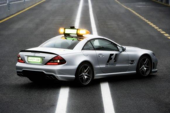 Mercedes SL63 AMG Safety Car y C63 Estate Medical Car, presentados oficialmente