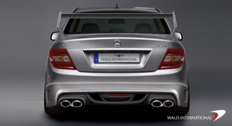Mercedes Clase C Sports Line GT, por Wald International